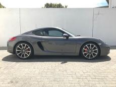 2013 Porsche Cayman S PDK - Side