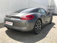 2013 Porsche Cayman S PDK - Rear 3/4