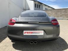2013 Porsche Cayman S PDK - Rear