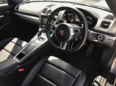 2013 Porsche Cayman S PDK - Interior