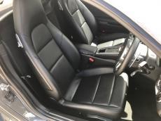2013 Porsche Cayman S PDK - Seats