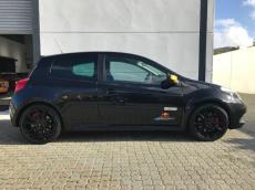 2013 Renault Clio RS200 Red Bull Racing - Side