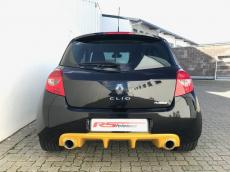 2013 Renault Clio RS200 Red Bull Racing - Rear