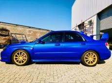 2007 Subaru Impreza WRX STI - Side