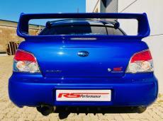 2007 Subaru Impreza WRX STI - Rear