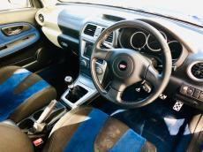 2007 Subaru Impreza WRX STI - Interior