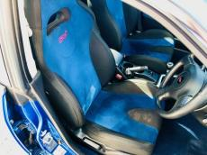 2007 Subaru Impreza WRX STI - Seats