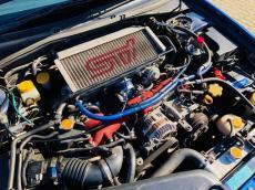 2007 Subaru Impreza WRX STI - Engine