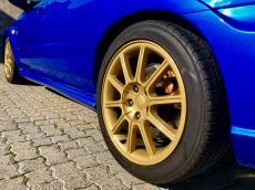 2007 Subaru Impreza WRX STI - Detail